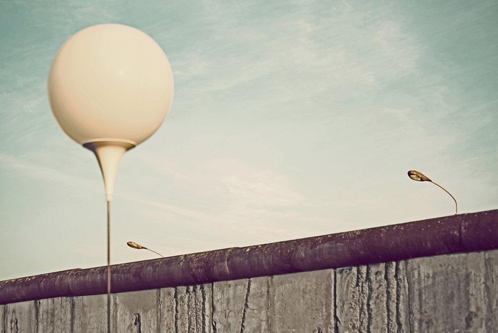 mauerballon